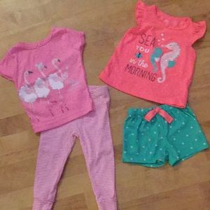 Cute Carter's bundle size 12 M